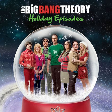 the big bang theory holiday episodes on itunes