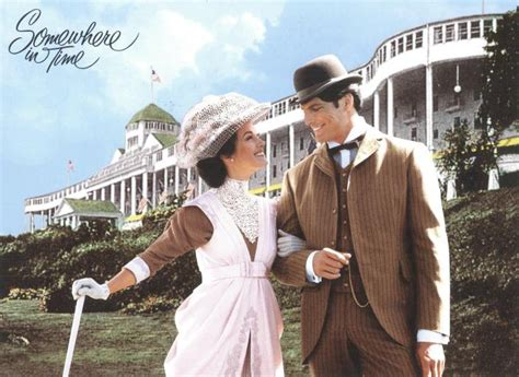 Somewhere In Time enchanted serenity of period somewhere in time 1980