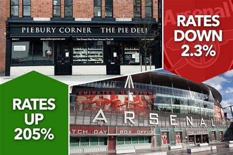 arsenal yards stores arsenal pie shop piebury corner set to be crippled by