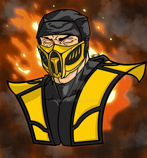 scorpion colors scorpion colors by enmity88 on deviantart