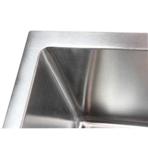 36 inch undermount kitchen ariel 36 inch stainless steel undermount single bowl