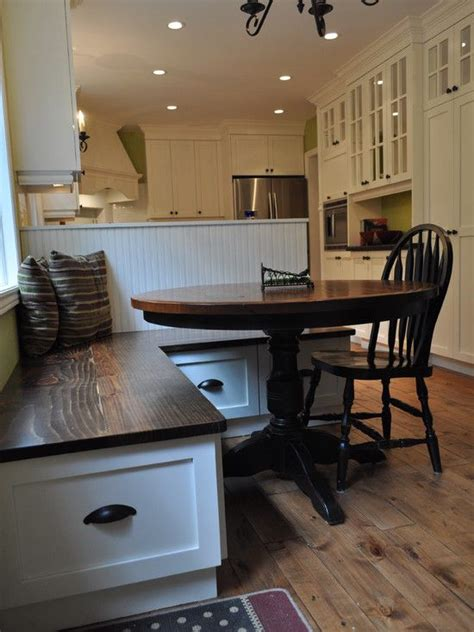 Built In Kitchen Table by Best 25 Kitchen Bench Seating Ideas On