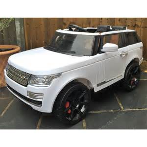 Electric Cars Range Rover Range Rover Vogue Svr Sport Style Electric Ride On