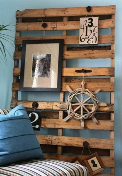 Pallet Decor Ideas by 50 Pallet Ideas For Home Decor Pallet Ideas Recycled