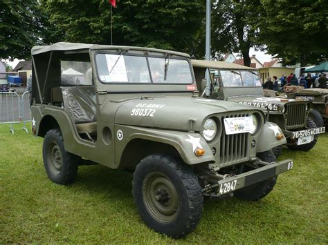Jeep Parts In Jeep Willys M38a1 Parts