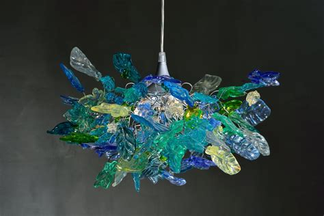colorful chandeliers 19 colorful handmade chandelier designs 16