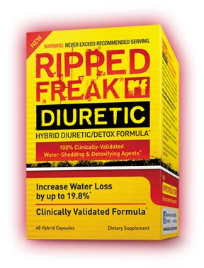Detox Without Diuretic by The White S Pharmafreak Ripped Freak The Aggressive