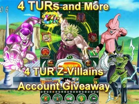 Dokkan Battle Account Giveaway - dbz dokkan battle account giveaway 1 global funnycat tv