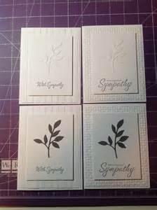 simple sympathy cards card