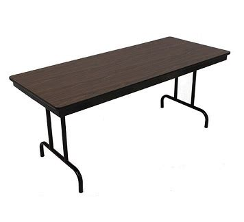 36 x 72 folding table barricks fixed height folding table 36 quot x 72 quot 104 p