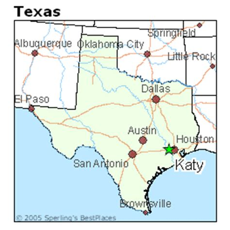 where is katy texas in the map best places to live in katy texas