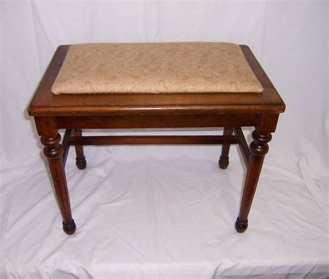 vintage upholstered bench antique upholstered bench 28 images antique walnut