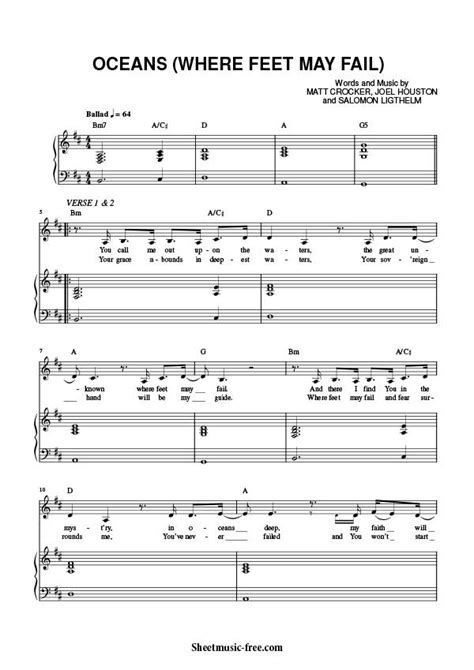 tutorial piano hillsong oceans sheet music hillsong united download oceans piano