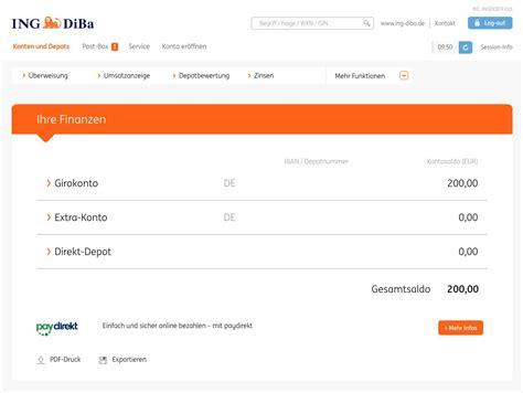 diba bank standorte kostenloses ing diba girokonto mit kreditkarte im test 2018