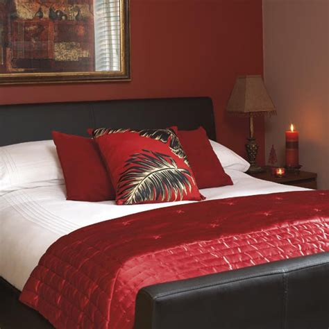 red bedroom color schemes red feng shui bedroom colors and layout inspirationseek com