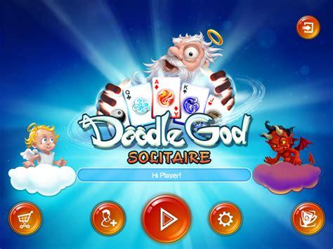 doodle god daily bonus solitaire doodle god macgamestore