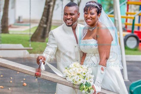 kwame sefa kayi wedding pictures and photos from abeiku santana s wedding