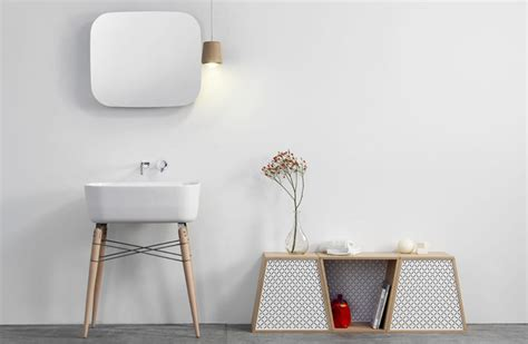 design criteria of ceramic product ray bathroom ceramic washbasin by michael hilgers