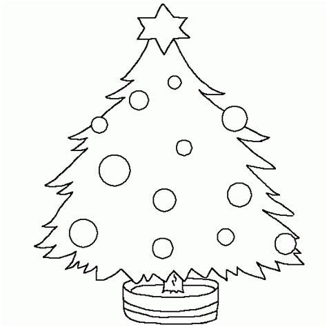 para colorear 225 rboles de navidad dibujos de navidad para