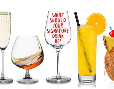 what should your signature drink be quiz zimbio