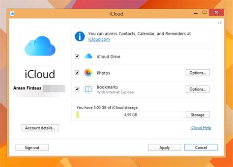 membuat icloud baru di iphone apple membolehkan icloud drive digunakan pada windows jauh