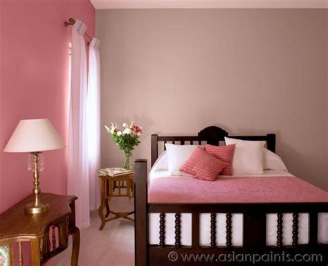 royale luxury emulsion paints  bedroom pink carnation