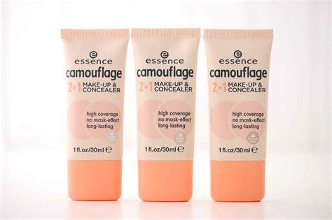Makeup Essence essence camouflage 2in1 make up concealer