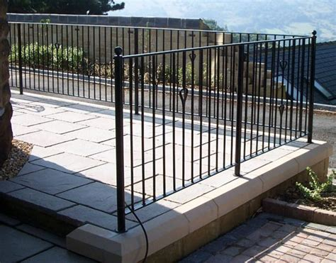 iron and steel balustrades the touch for your home
