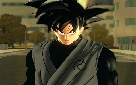 Mod Xenoverse 2 With Tutorial Instalation new black goku h graphics xenoverse mods