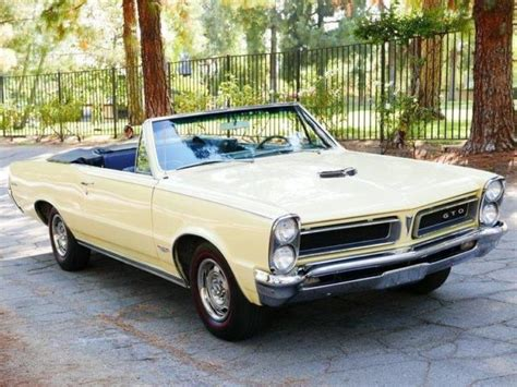 old cars and repair manuals free 1965 pontiac bonneville seat position control 1965 pontiac gto 90 366 miles yellow convertible 389 manual for sale pontiac other gto 1965