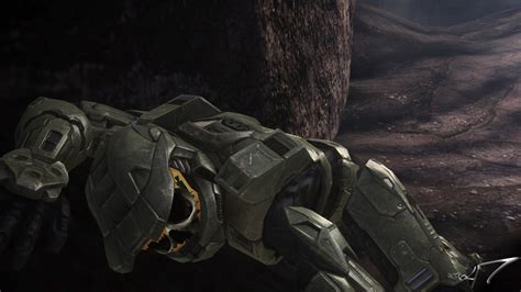 halo 5 arbiter dies death of master chief by leaks4you on deviantart