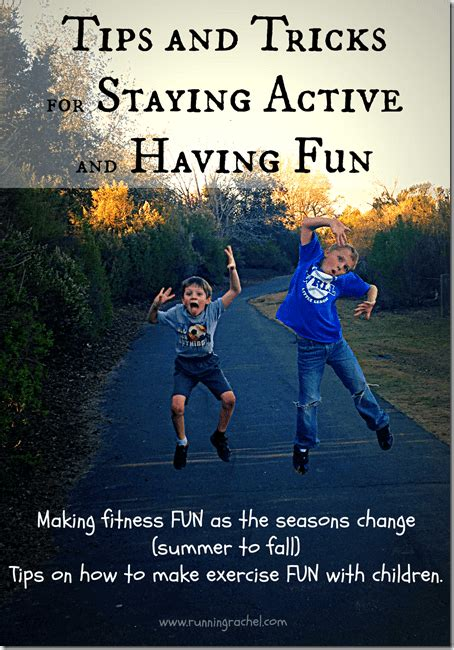 tips to have fun while staying active as a family