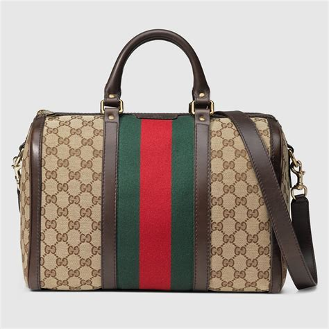 Gucci Bags by Vintage Web Original Gg Boston Bag Gucci S