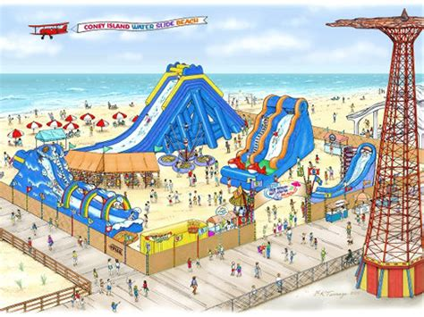 water park next for coney island? | ourbksocial