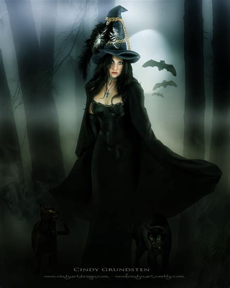 witch fantasy photo 35052934 fanpop