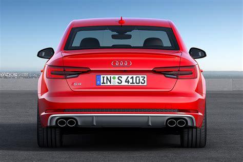 Audi S4 B9 2015: Motor, technische Daten