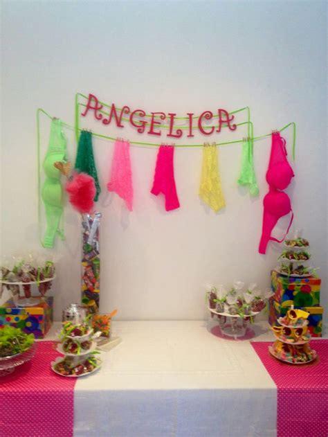 decoracion despedida de soltera mesa de dulces despedida de soltera cris despedida