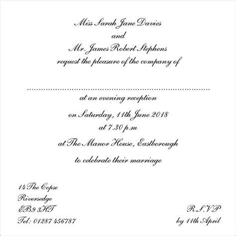 Wedding Card Salutations