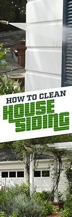 how to clean spider webs from house siding how to clean house siding simple green
