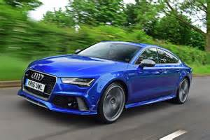 Audi Rs7 Audi Rs7 Performance 2016 Review Auto Express