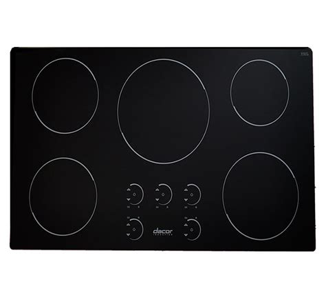 Induction Cooktop Deals Dacor Rnct365b Renaissance 174 36 Quot Induction Cooktop Black