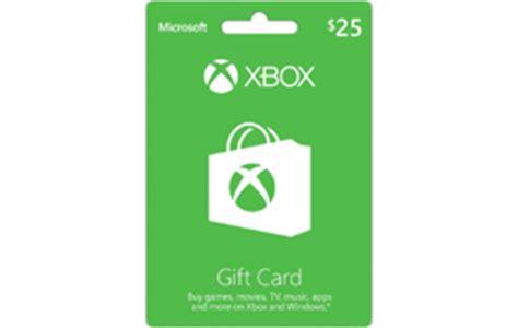 25 Dollar Microsoft Gift Card - xbox live gift card 25 jet com