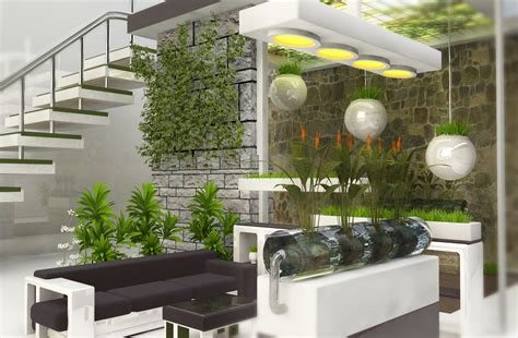 desain interior rumah minimalis kreatif  unik