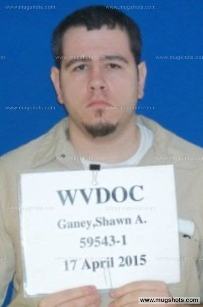 Berkeley County Wv Court Records Shawn A Ganey Mugshot Shawn A Ganey Arrest Berkeley County Wv