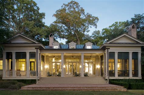historical concepts home design lowcountry greek revival spring island south carolina