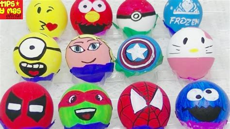 huevos decorados para la escuela huevos decorados mas de 50 personajes para pascua rellenos
