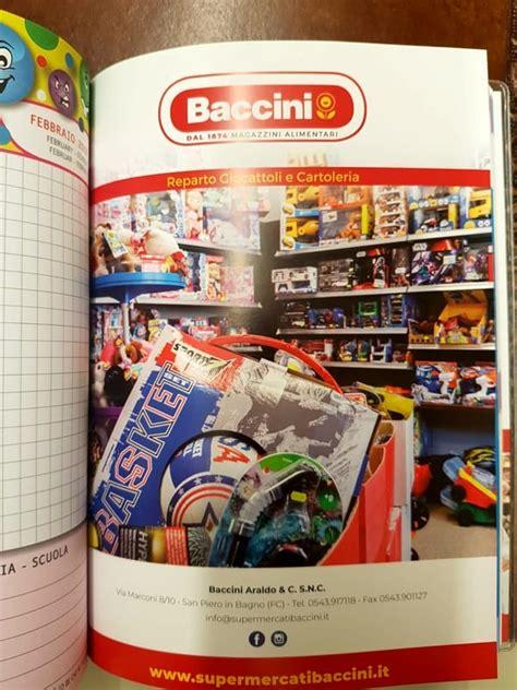 Istituto Comprensivo Bagno Di Romagna Diario Scolastico Con La Pubblicit 224 Supermercato