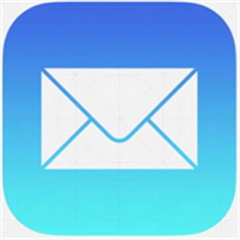 Ios 10 Email Search Ios 7 Mail Icon Png 834 215 472 Isource