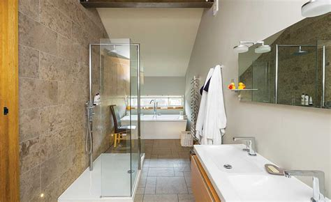 barn conversion bathrooms cotswolds barn conversion homebuilding renovating