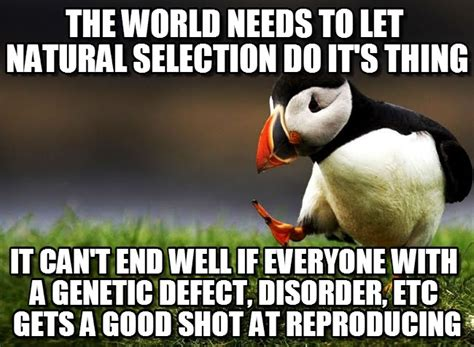 Natural Selection Meme - related keywords suggestions for natural selection meme